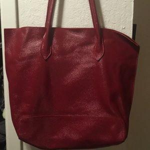 Leather Purae